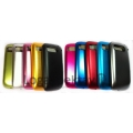 Metal Silicone Case-Alumor Case HTC Desire S